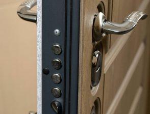 Фурнитура для входных стальных дверей